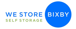 We Store Bixby logo